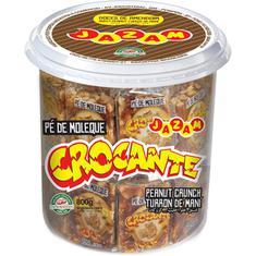 Pé de Moleque Crocante Jazam 50x16g