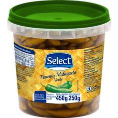 Pimenta Malagueta Verde Select 250g