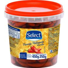 Pimenta Malagueta Vermelha Select 250g