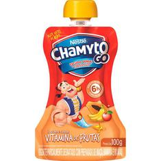 Iogurte sabor Vitamina de Frutas Chamyto Nestlé 100g