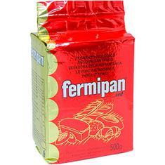Fermento Biológico Red Fermipan 500g