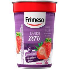 Iogurte Zero Sabor Morango Frimesa 165g