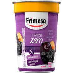 Iogurte Zero Sabor Ameixa Frimesa 165g