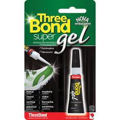 Cola Super Gel Three Bond 3g