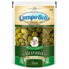 Alcaparra Campo Belo 100g