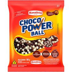 Cereal Drageado Mini Power Ball Mavalério 500g