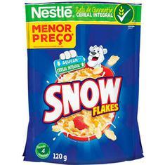 Cereal Matinal Snow Flakes Nestlé 120g