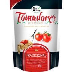 Molho de Tomate Tradicional Tomadoro 2kg