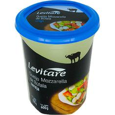 Queijo Mozzarela de Búfala Cereja Levitare 200g