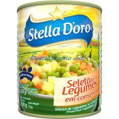 Seleta de Legumes Stella D'Oro 200g