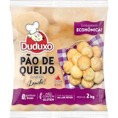 Pão de Queijo Lanche Duduxo 2kg