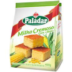 Mistura para Bolo de Milho Cremoso Paladar 400g
