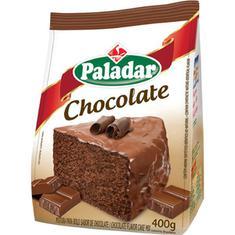 Mistura para Bolo de Chocolate Paladar 400g
