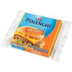 Queijo Sandwich-In Cheddar Polenghi 144g