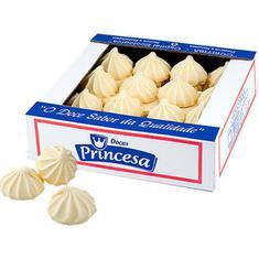 Doce Choco Mole Branco Princesa 1,01kg 50un.