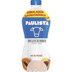 Bebida Láctea Sabor Mix de Frutas Paulista 1350g