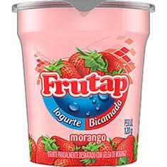 Iogurte Bicamada Morango Frutap 120g
