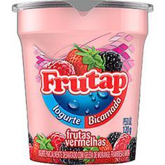 Iogurte Bicamada Frutas Vermelhas Frutap 120g