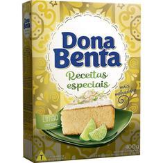 Mistura para Bolo Sabor Limão Dona Benta 400g