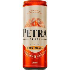 Cerveja Puro Malte Petra 350ml