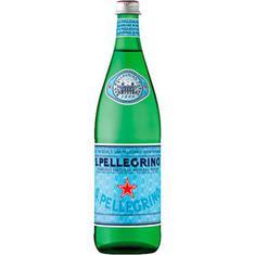 Água Mineral com Gás San Pellegrino 750ml