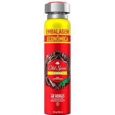 Desodorante Aerossol Lenha Old Spice 124g