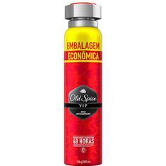 Desodorante Aerossol VIP Old Spice 124g