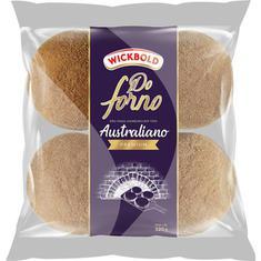 Pão de Hambúrguer Do Forno Autraliano Wickbold 320g