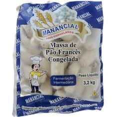 Pão Francês Fermentação Intermitente Manancial 3,2kg