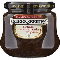 Geleia Gourmet de Cebola Caramelizada Queensberry 310g