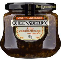 Geleia Gourmet de Alho Caramelizado Queensberry 310g