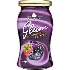 Geleia de Frutas Silvestres Glam Queenberry 270g