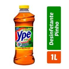 Desinfetante Pinho Tradição Ypê 1L