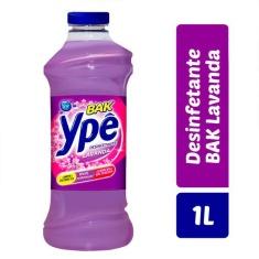 Desinfetante Lavanda Bak Ypê 1L