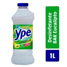 Desinfetante Eucalipto Bak Ypê 1L