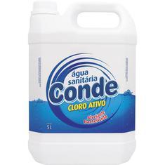 Água Sanitária Conde 5L