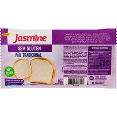 Pão Tradicional Sem Glúten Jasmine 350g
