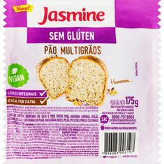 Pão Multigrãos Sem Glúten Jasmine 175g