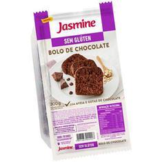 Bolo de Chocolate com Aveia Sem Glúten Jasmine 300g