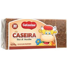 Doce Paçoca Caseira Gulosina 450g