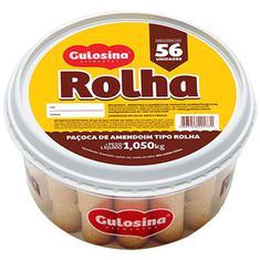 Doce Paçoca Rolha Gulosina 1,05kg