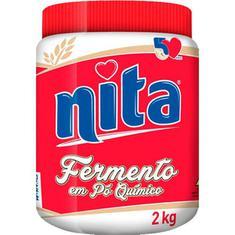 Fermento em Pó Químico Nita 2kg
