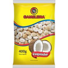 Biscoito Coquinho Gameleira 400g