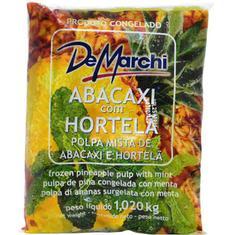 Polpa de Fruta Abacaxi com Hortelã De Marchi 1,02kg