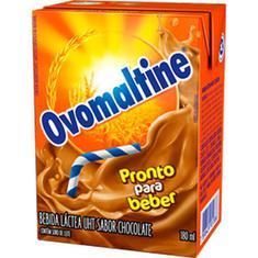Bebida Láctea Ovomaltine 180ml