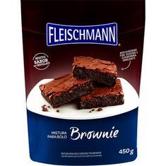 Mistura para Bolo Sabor Brownie Fleischmann 450g
