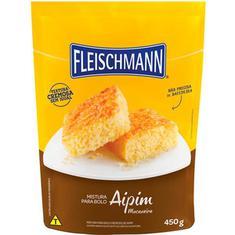 Mistura para Bolo Sabor Aipim Fleischmann 450g