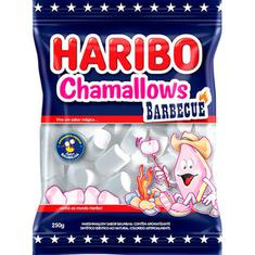 Marshmallow Chamallows Barbecue Haribo 250g