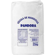 Fécula de Mandioca Pandora 25kg