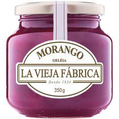 Geleia de Morango La Vieja Fábrica 350g